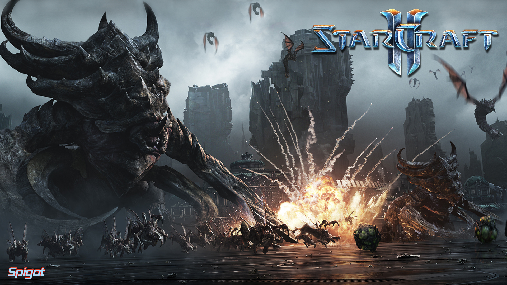 1920x1080 - Starcraft II: Wings Of Liberty HD Wallpapers 22