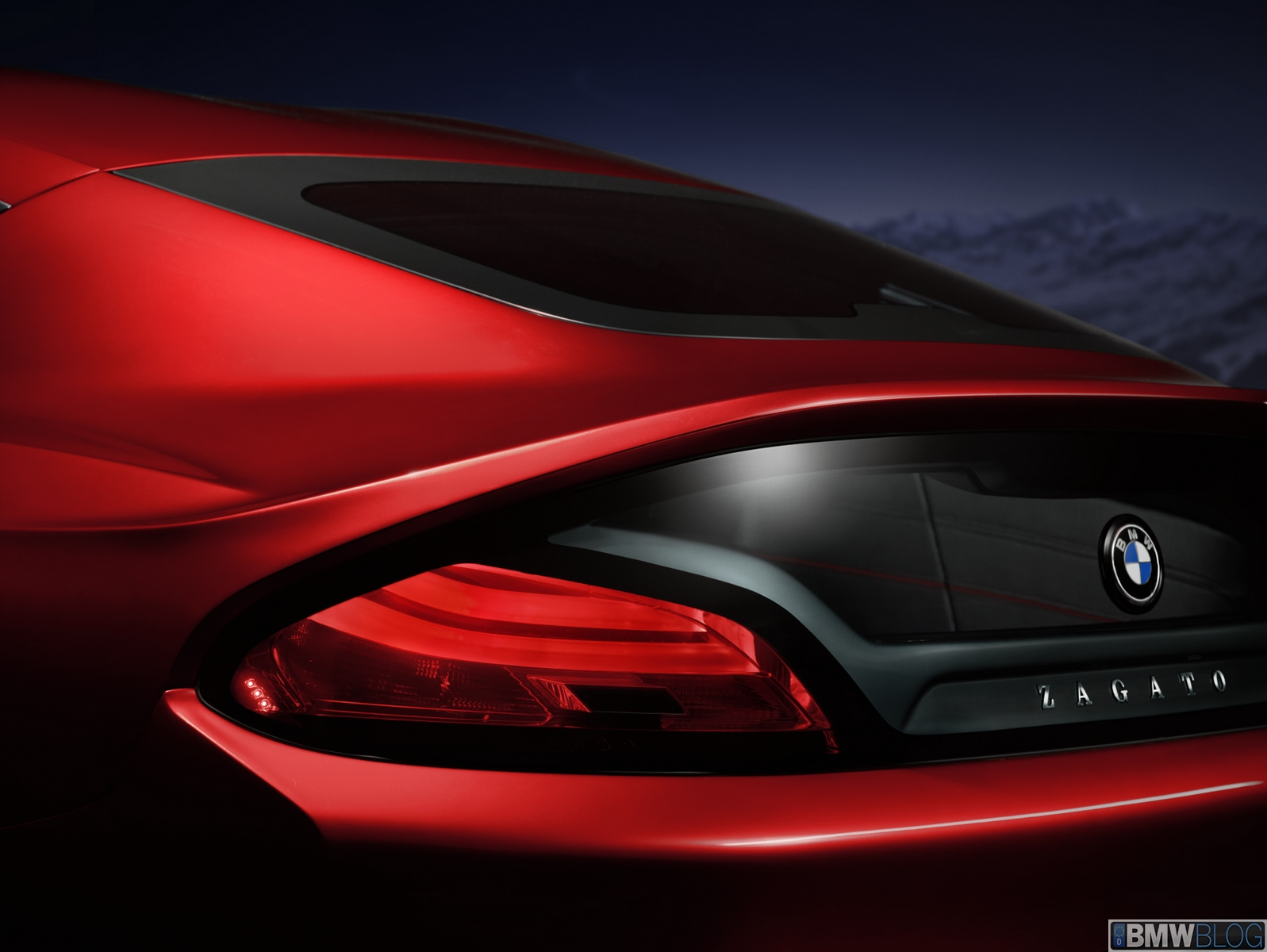 1597x1200 - BMW Zagato Coupe Wallpapers 26