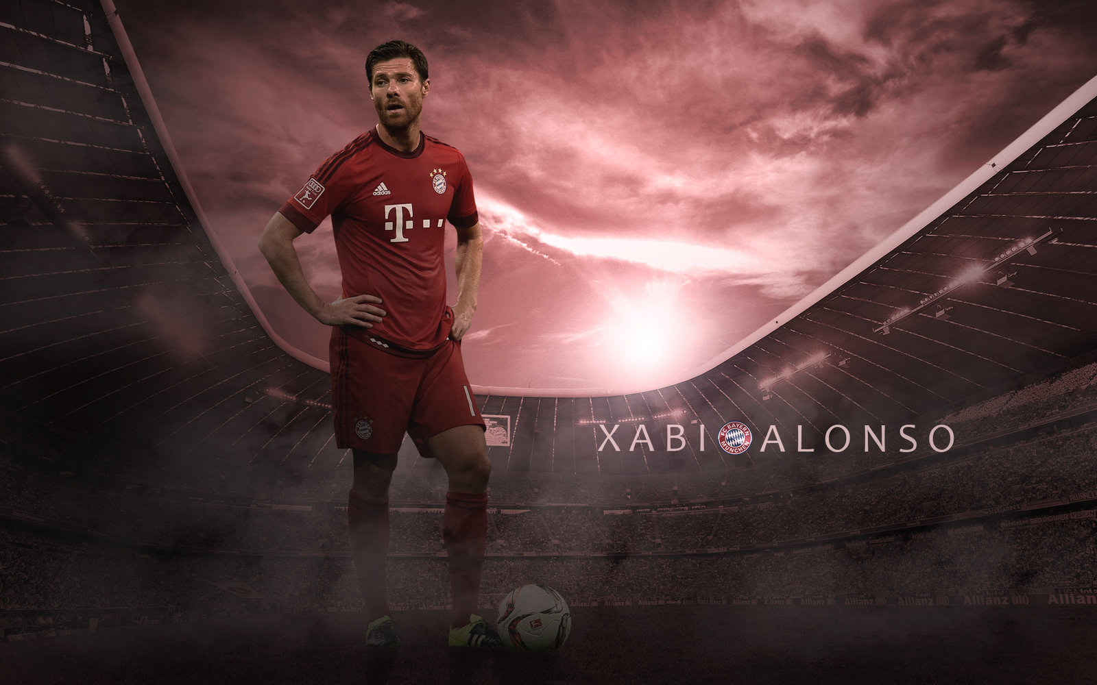 1600x1000 - Xabi Alonso Wallpapers 3