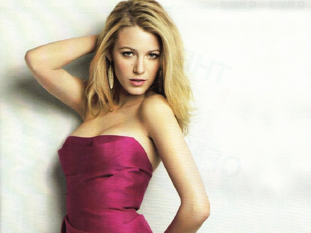 1024x768 - Blake Lively Wallpapers 27
