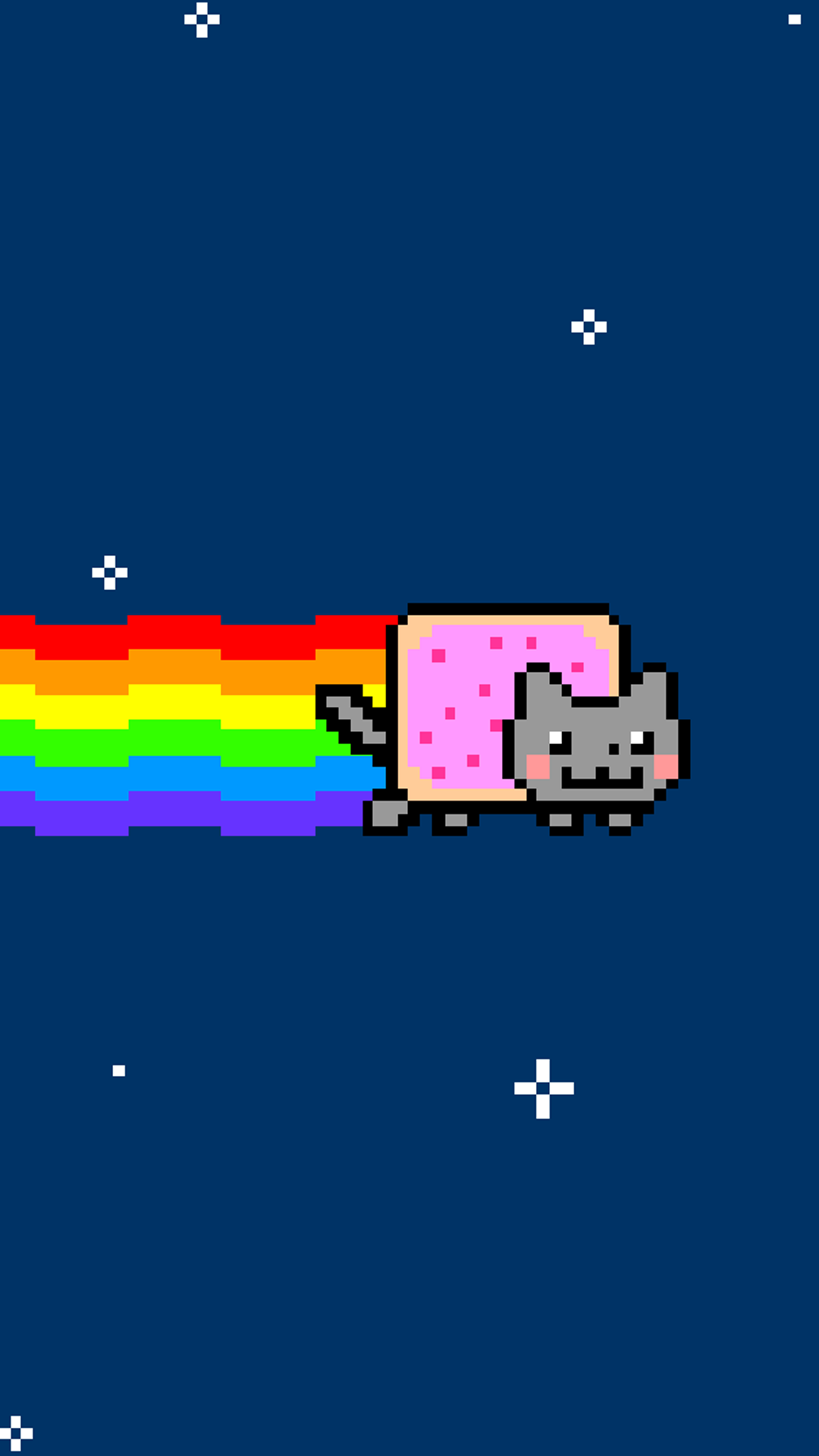 1080x1920 - Nyan Cat iPhone 40