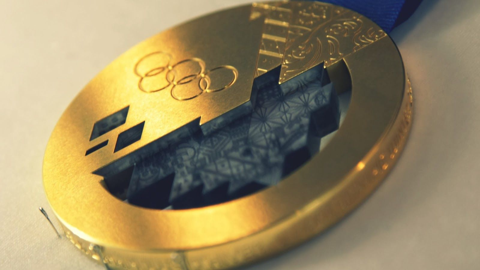 1600x900 - Olympic Gold Metal Wallpapers 16
