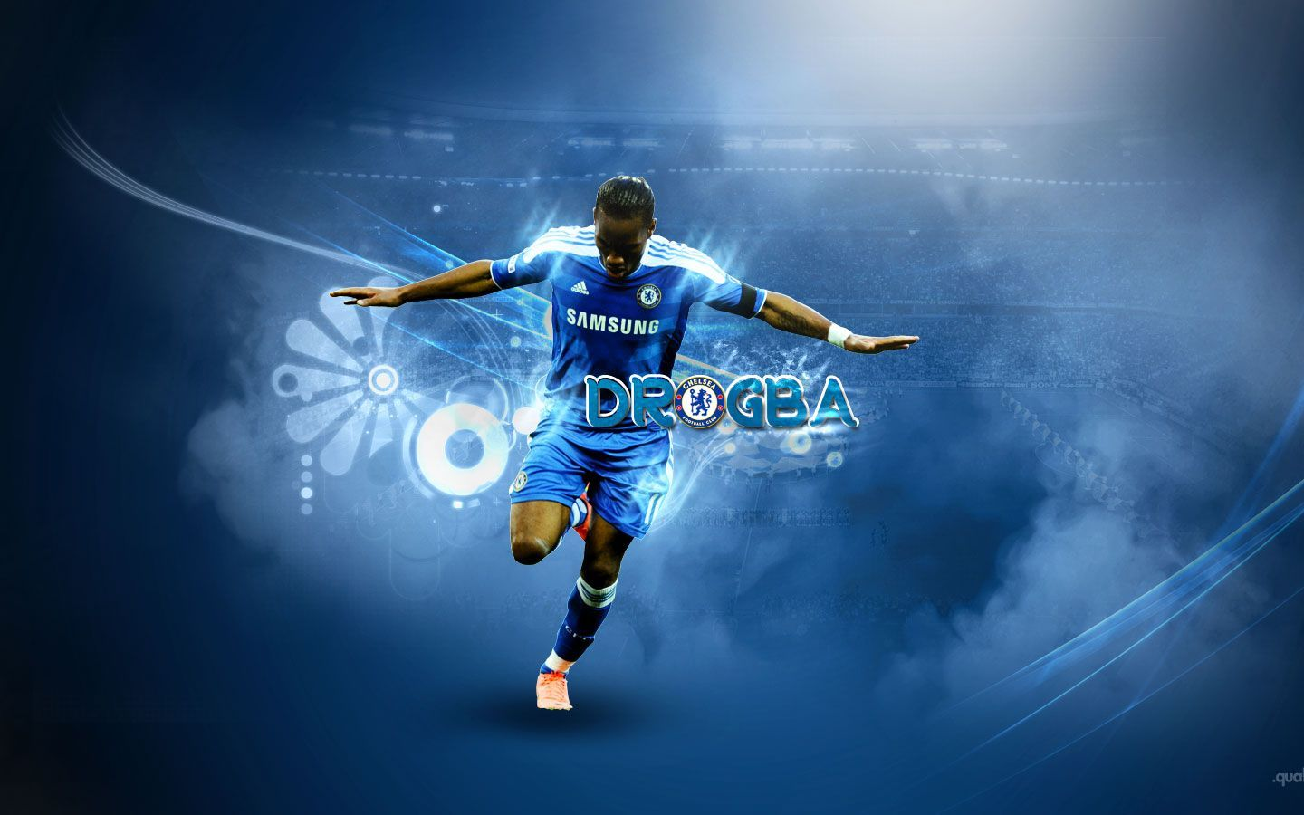 1440x900 - Didier Drogba Wallpapers 3