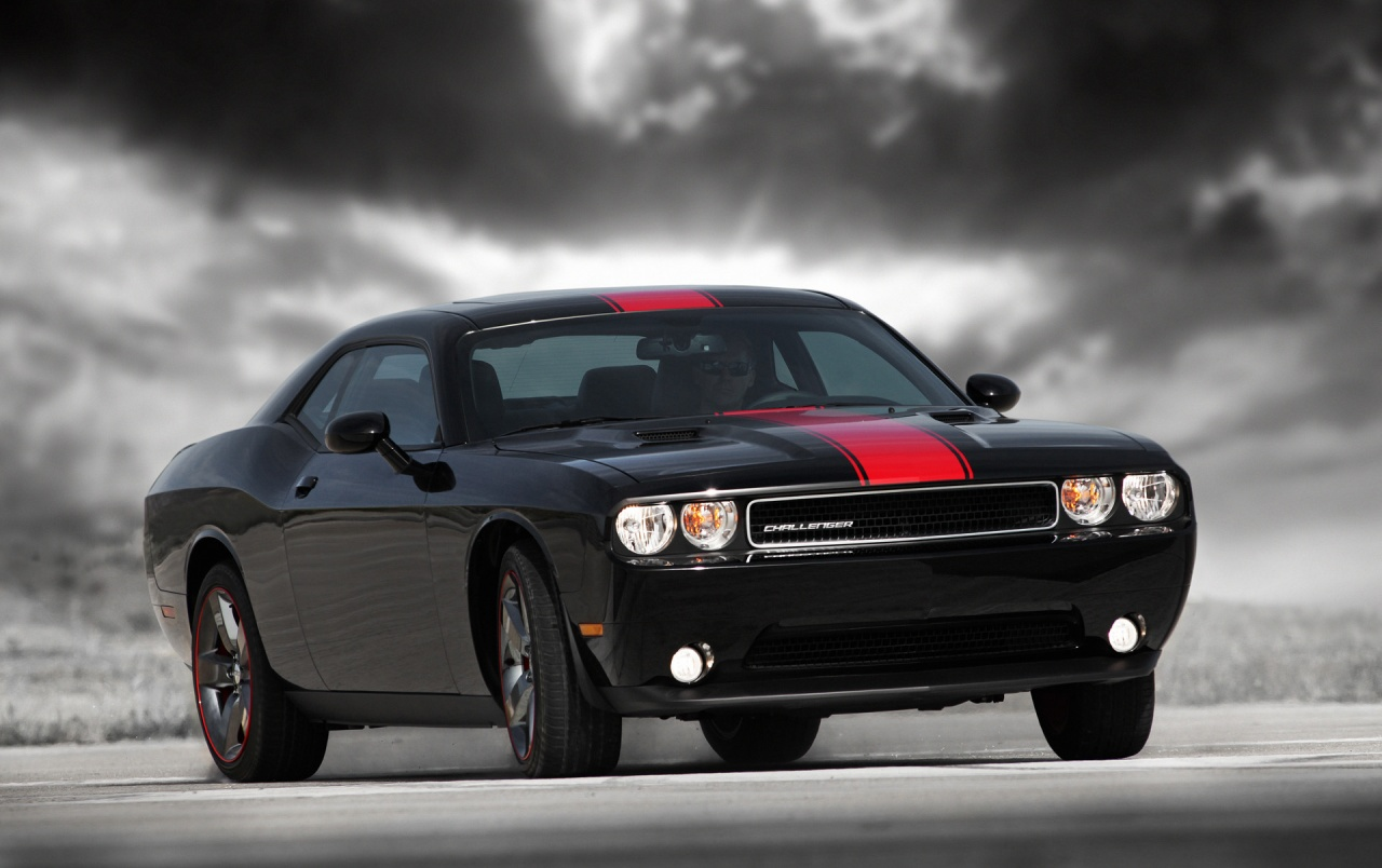 1280x804 - Dodge Challenger Rallye Wallpapers 26