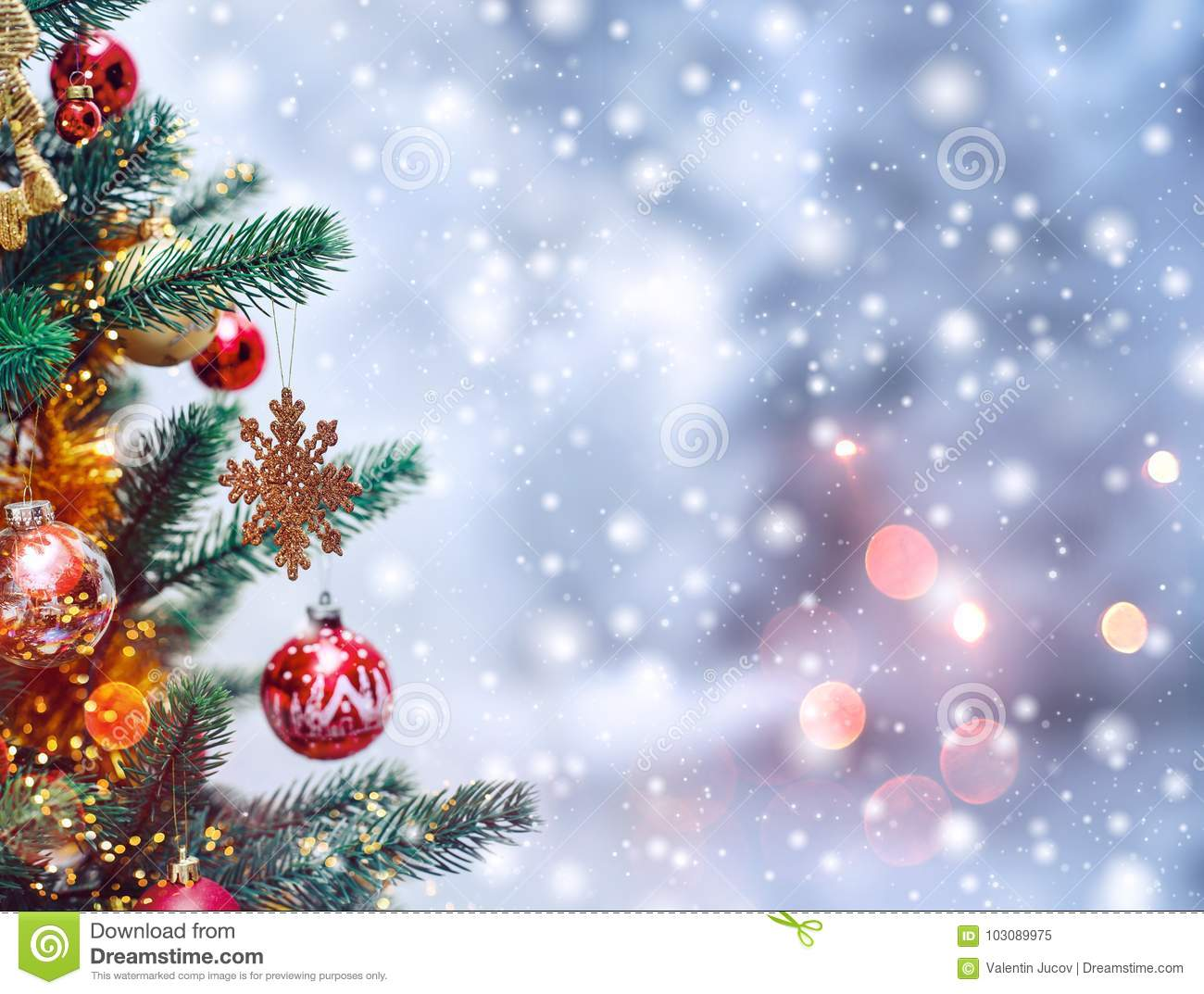 1300x1073 - Christmas Trees Backgrounds 17