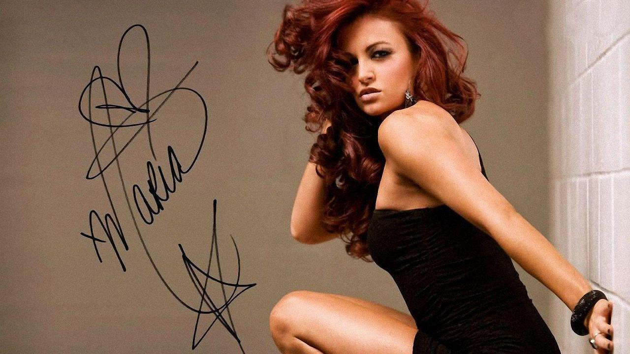 1280x720 - Maria Kanellis Wallpapers 14