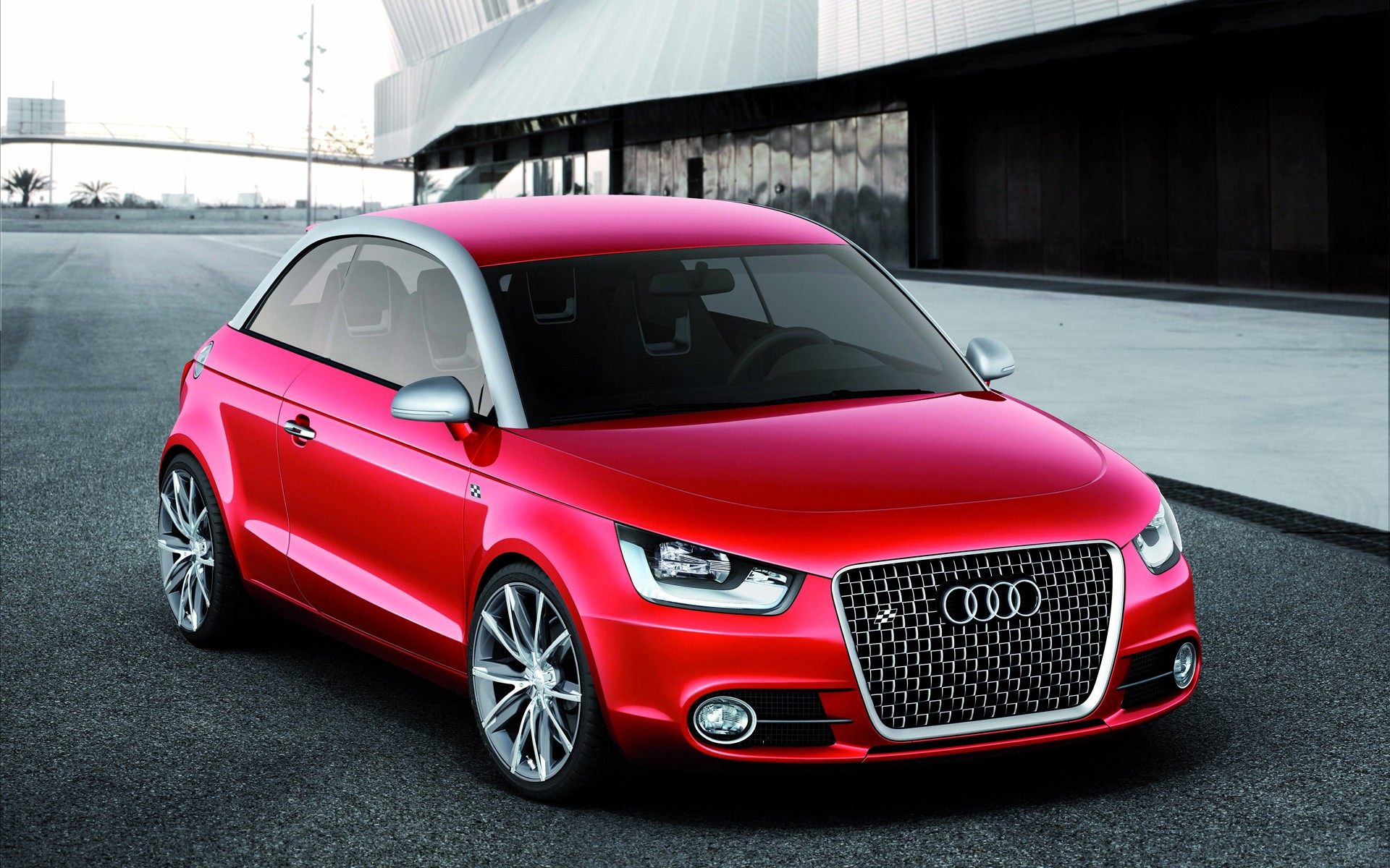 1920x1200 - Audi A1 Wallpapers 30