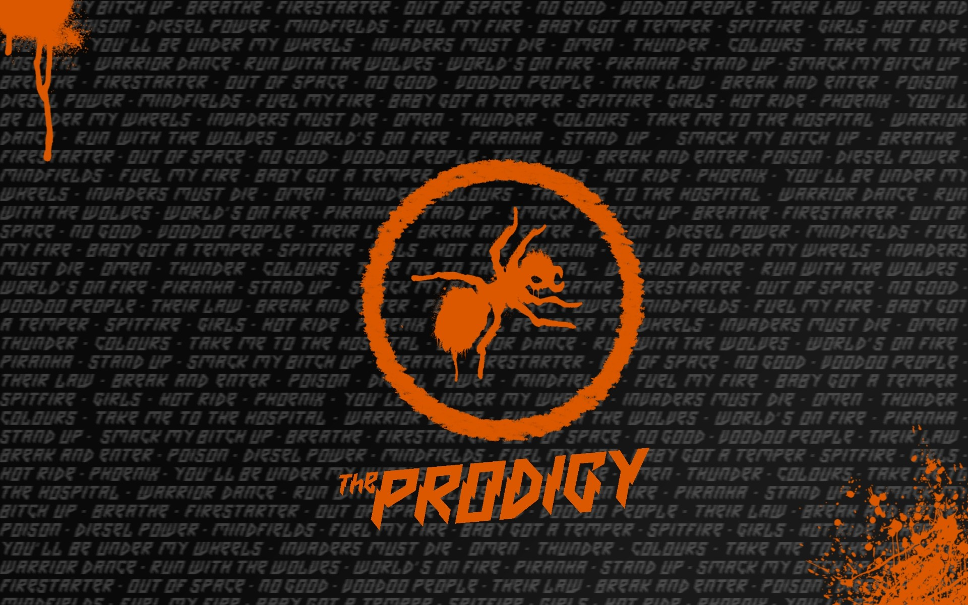 1920x1200 - Prodigy Wallpapers 2