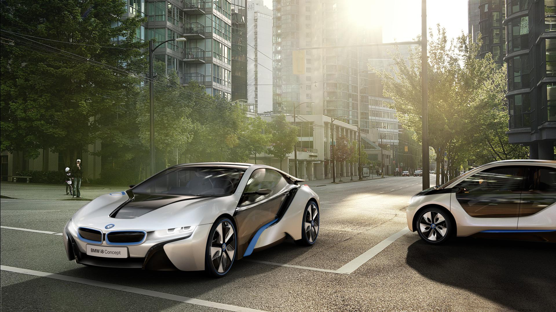 1920x1077 - BMW i3 Concept Wallpapers 4