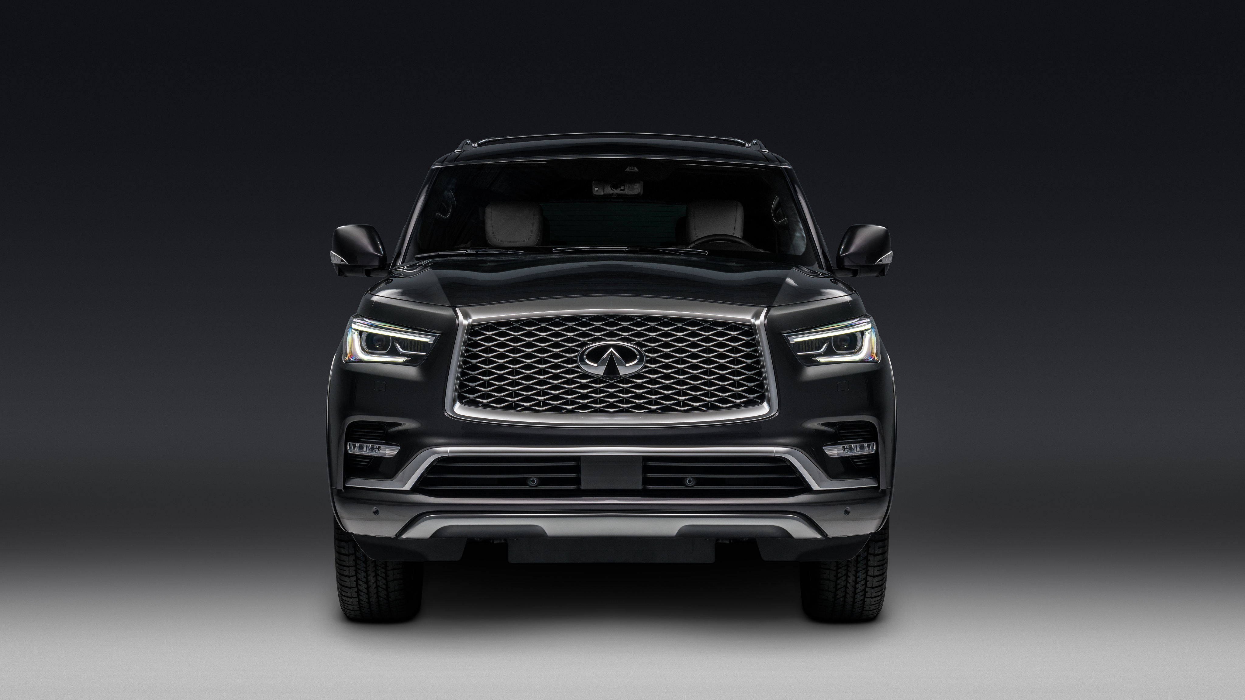 4096x2304 - Infiniti QX80 Wallpapers 13