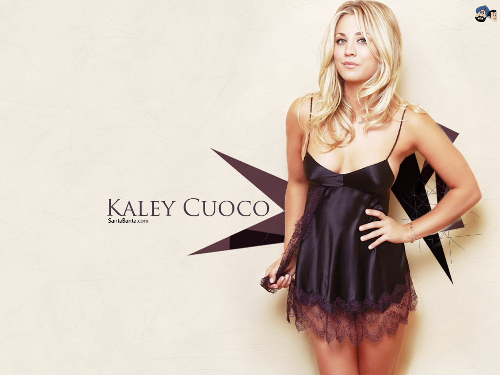 1024x768 - Kaley Cuoco Wallpapers 16
