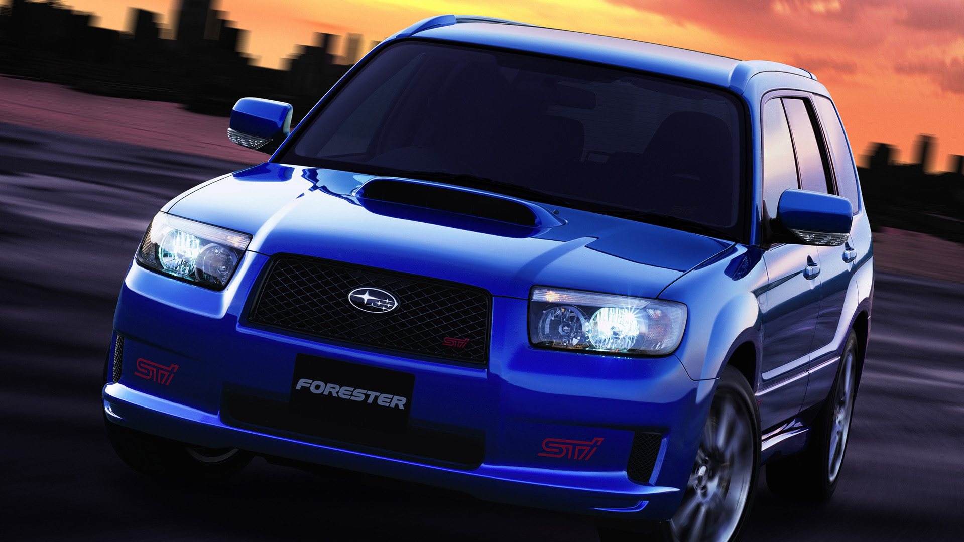 1920x1080 - Subaru Forester Wallpapers 32