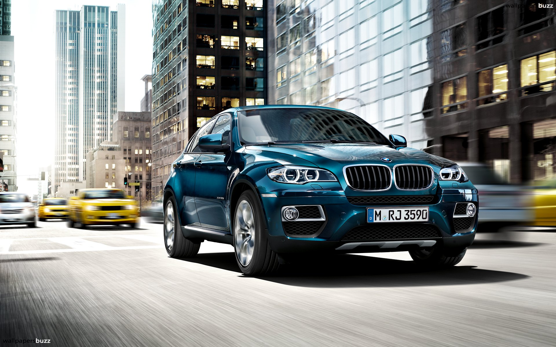 1920x1200 - BMW X6 Wallpapers 22