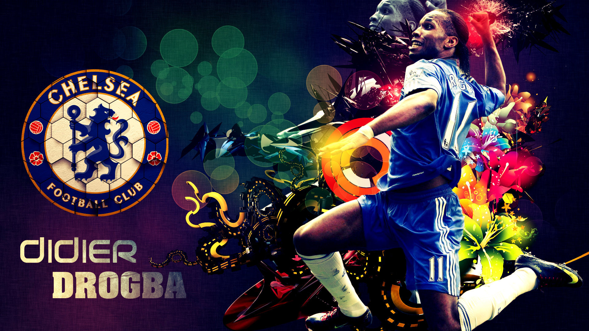 1920x1080 - Didier Drogba Wallpapers 9