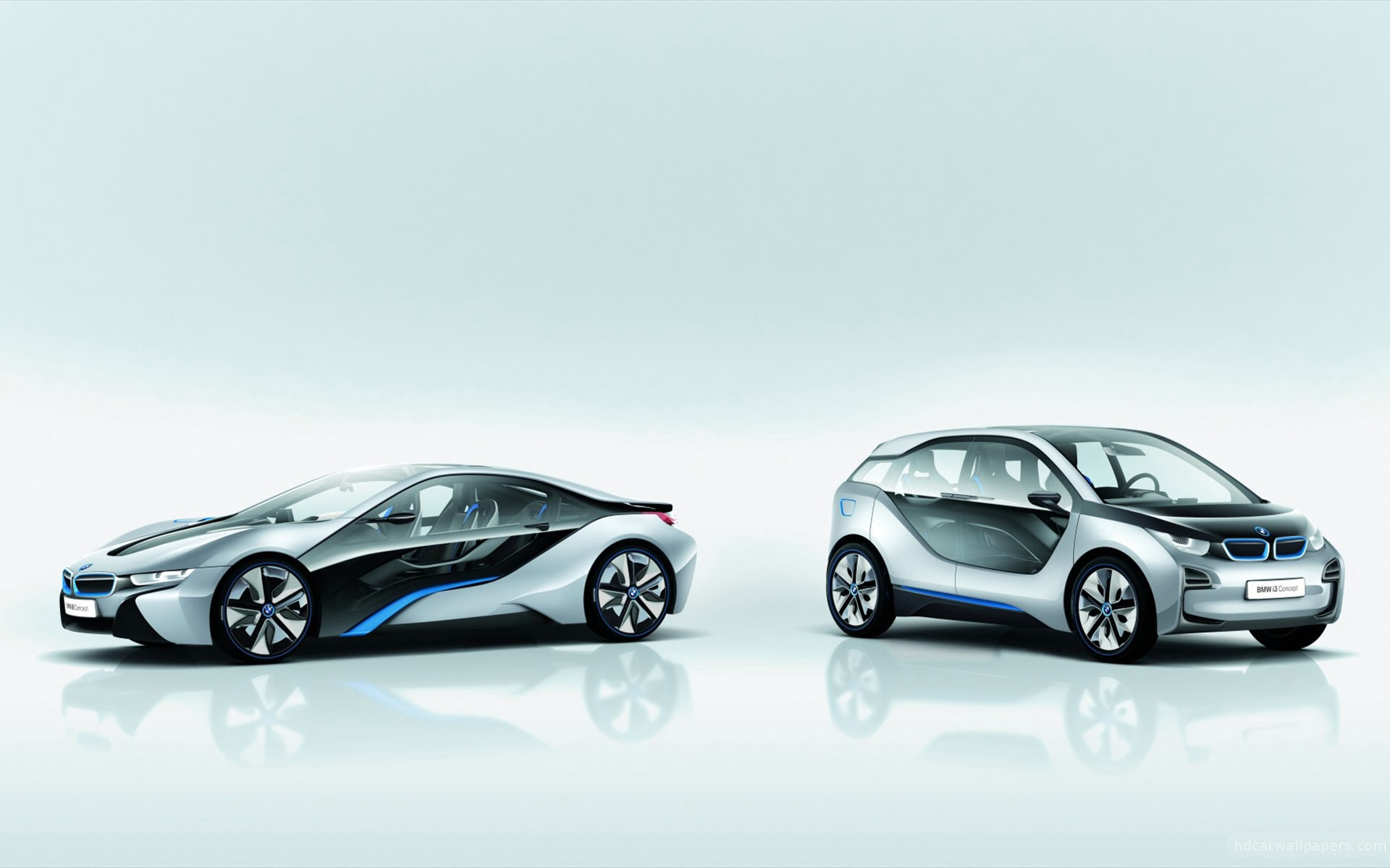 1920x1200 - BMW i3 Concept Wallpapers 10