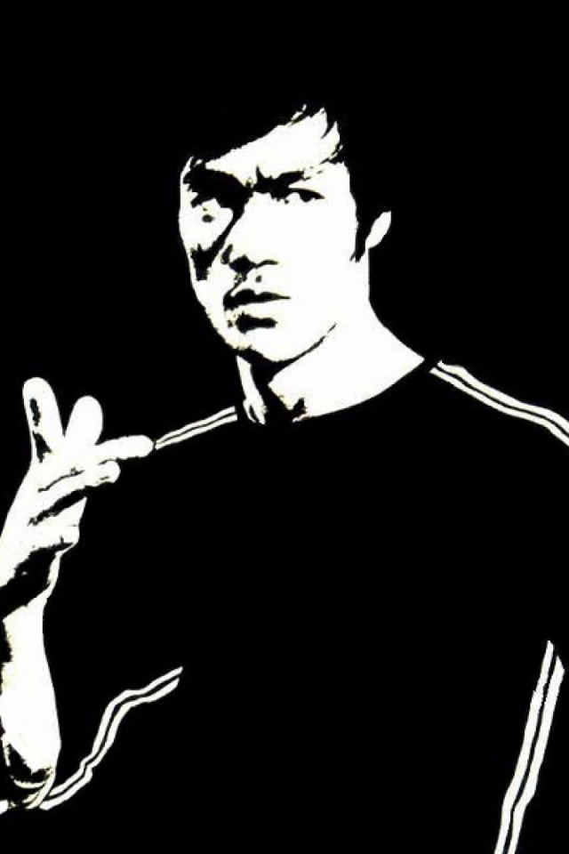640x960 - Bruce Lee Wallpapers 6