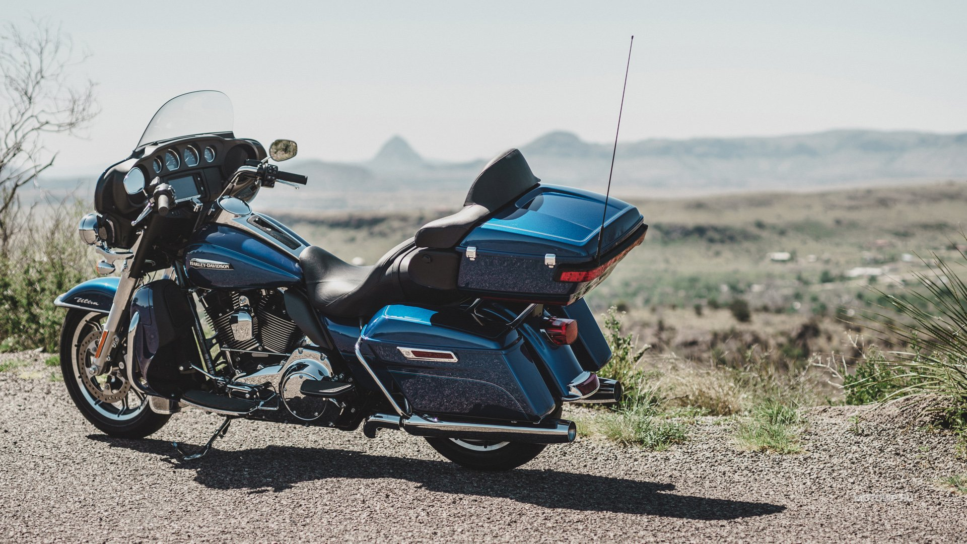 1920x1080 - Harley-Davidson Electra Glide Ultra Classic Wallpapers 32