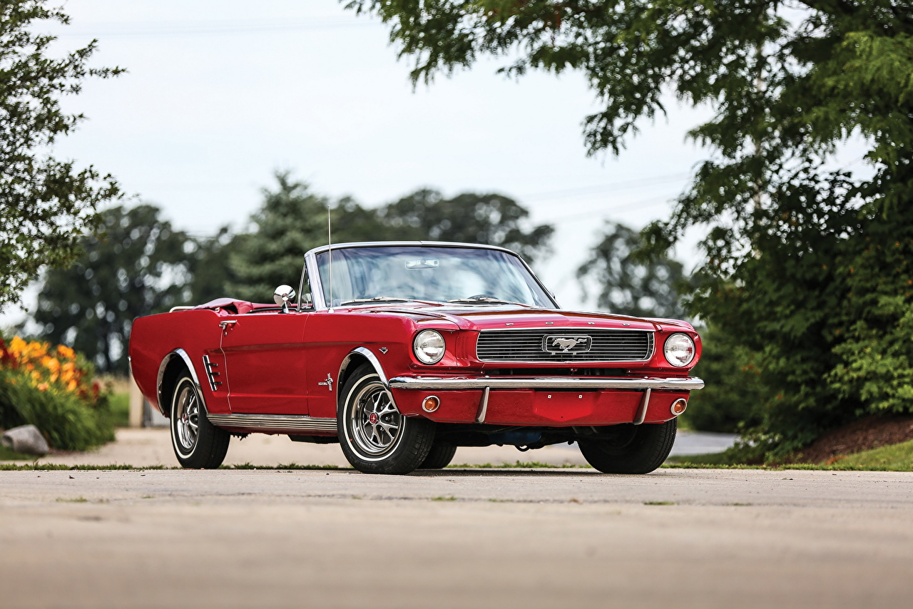 1280x854 - Ford Convertible Wallpapers 6