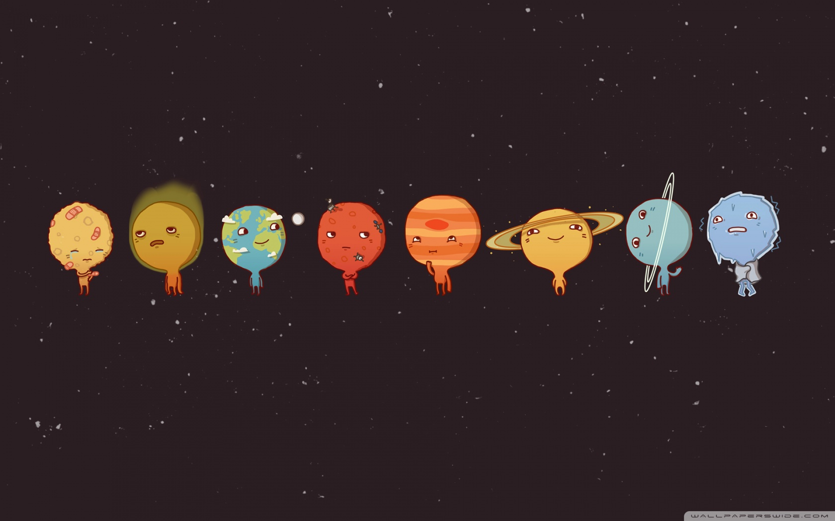 1680x1050 - Solar System Wallpapers 4