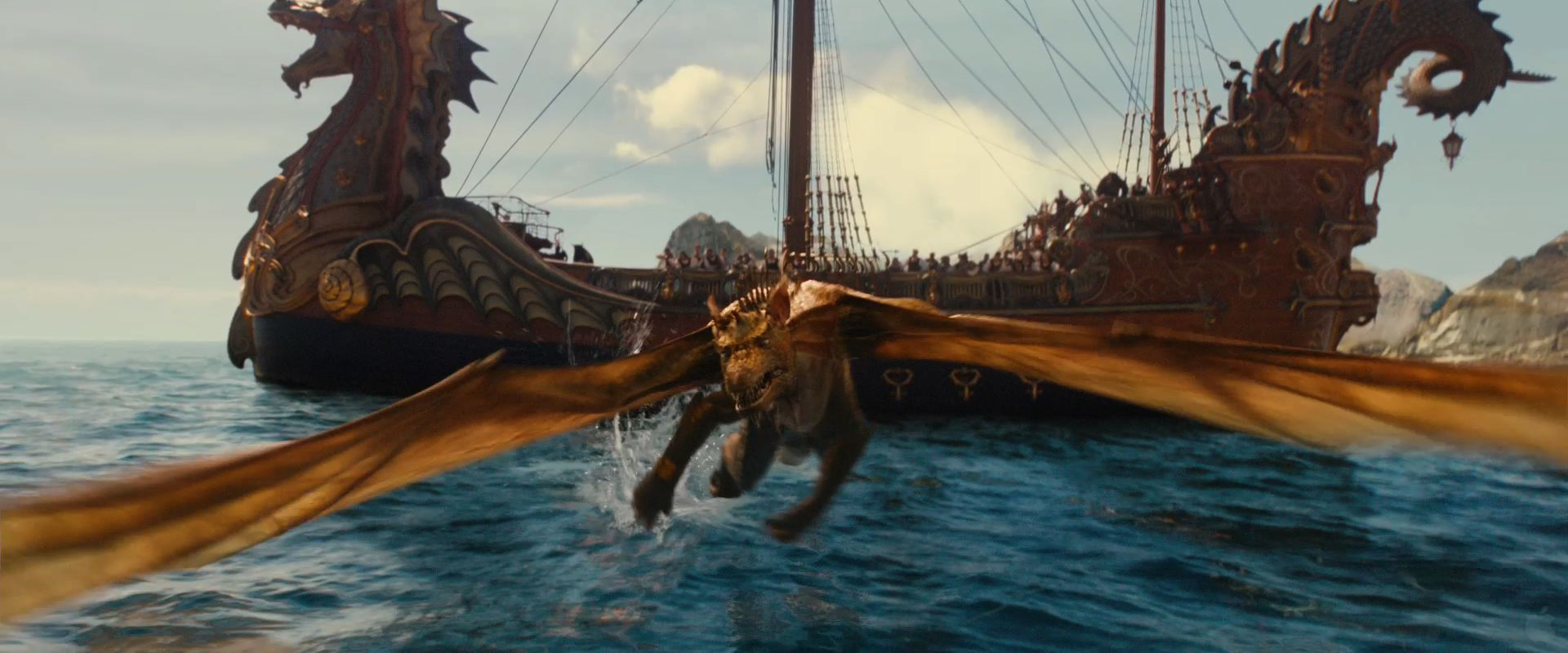 1920x800 - The Chronicles of Narnia: The Voyage of the Dawn Treader Wallpapers 30