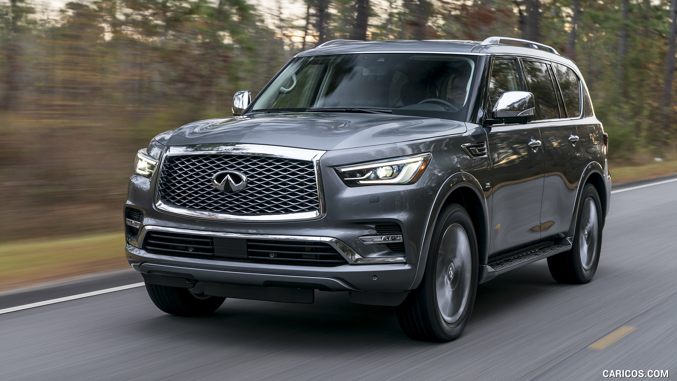 2560x1440 - Infiniti QX80 Wallpapers 35