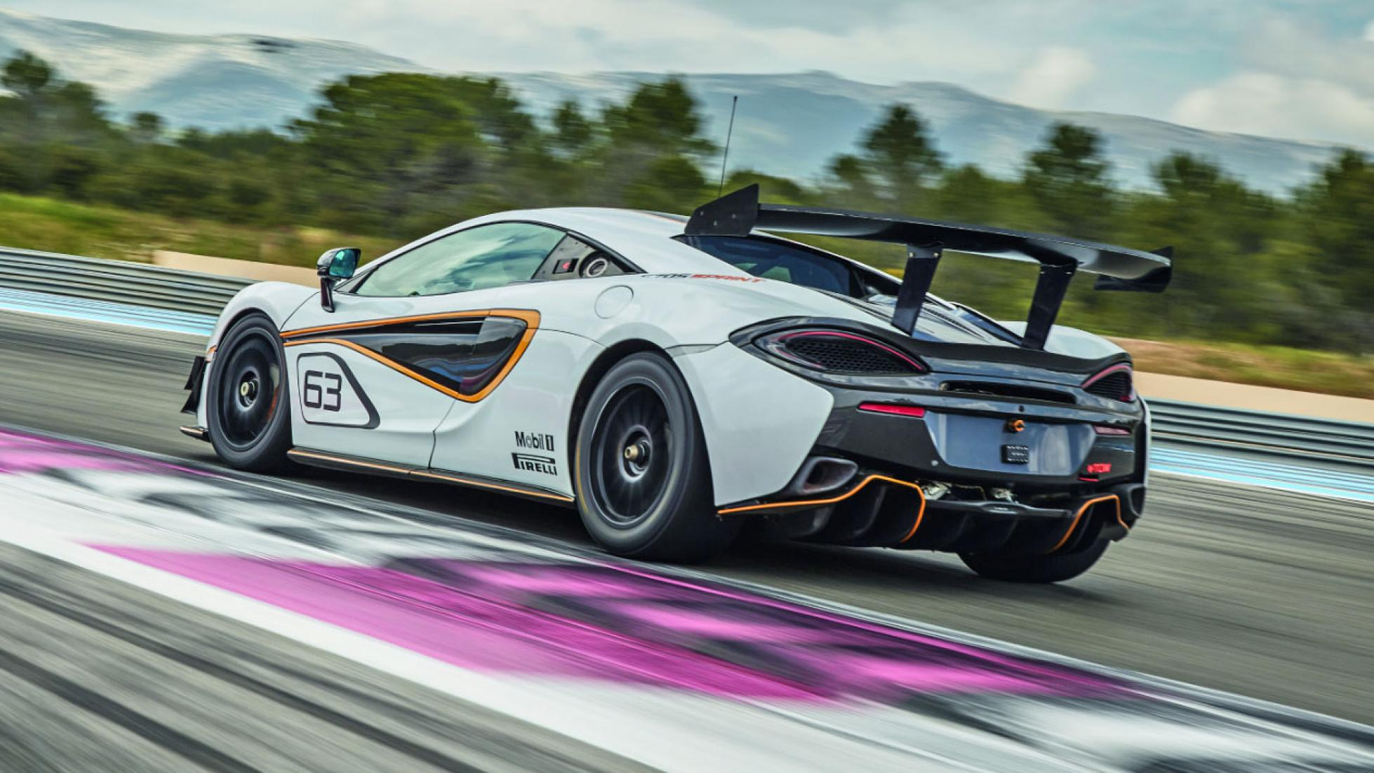 1958x1102 - McLaren 570S GT4 Wallpapers 16