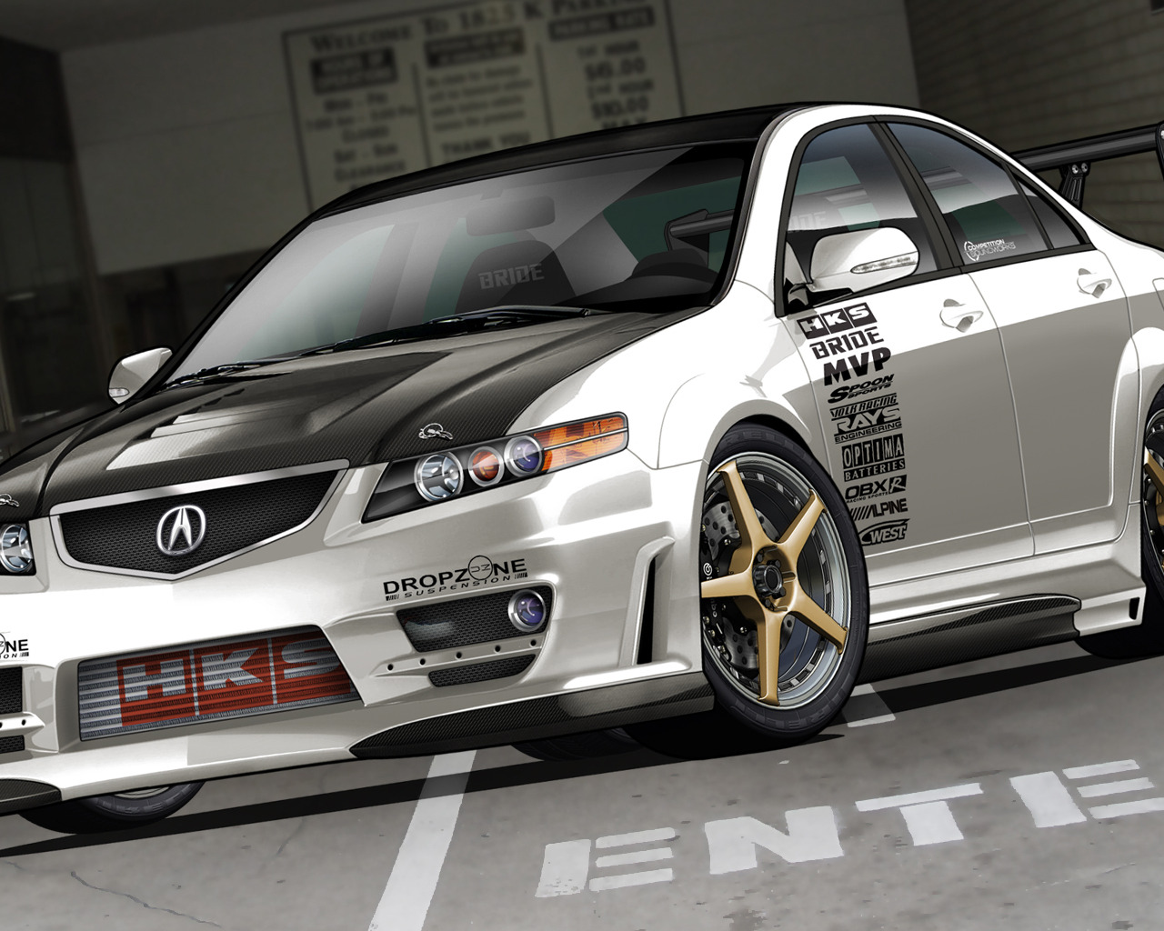 1280x1024 - Acura TSX Wallpapers 36