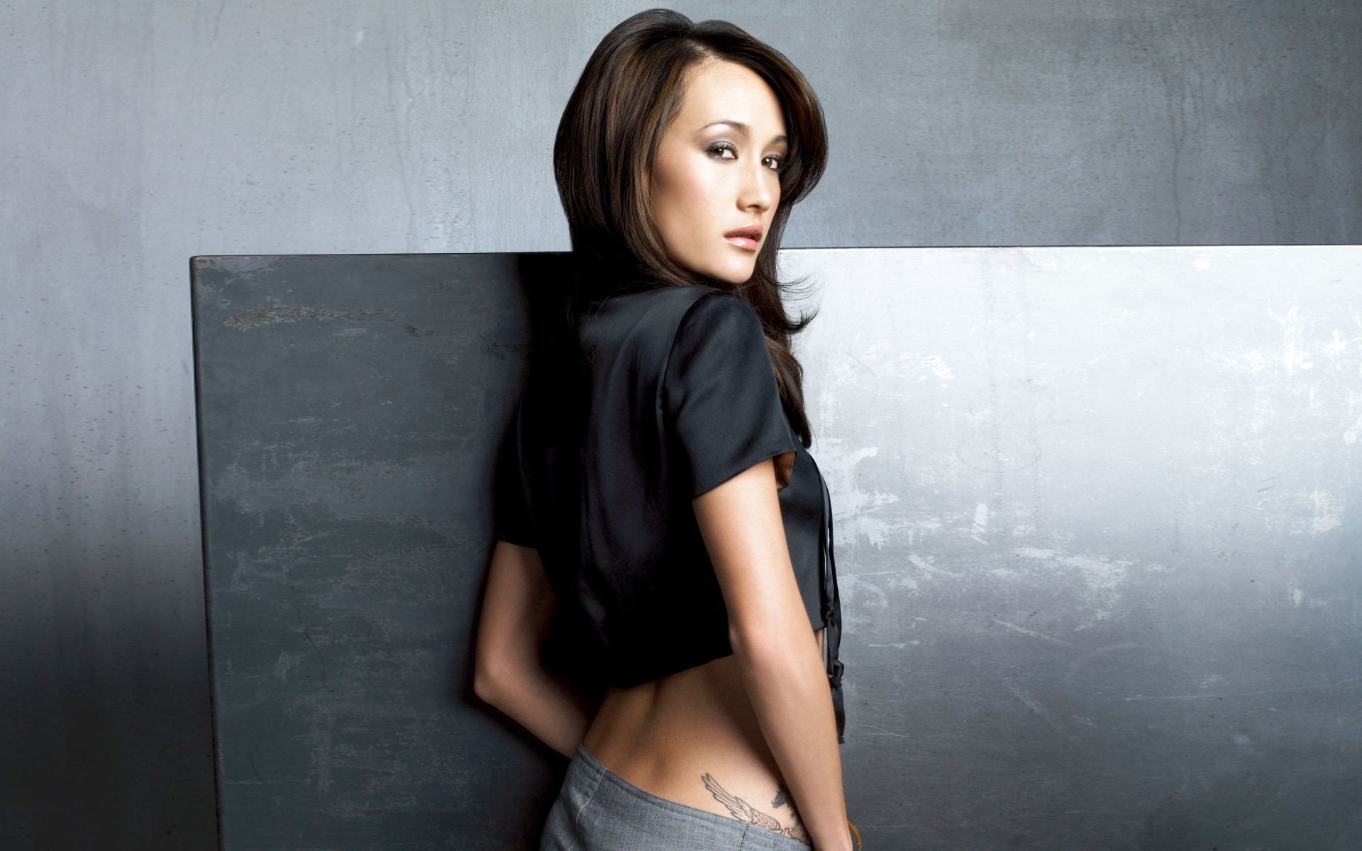 1920x1200 - Maggie Q Wallpapers 15