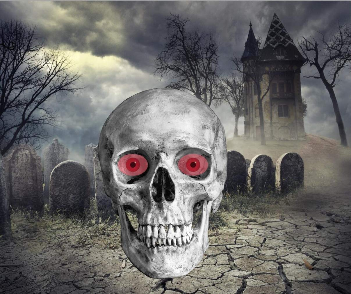 1207x1010 - Scary Halloween Background 34