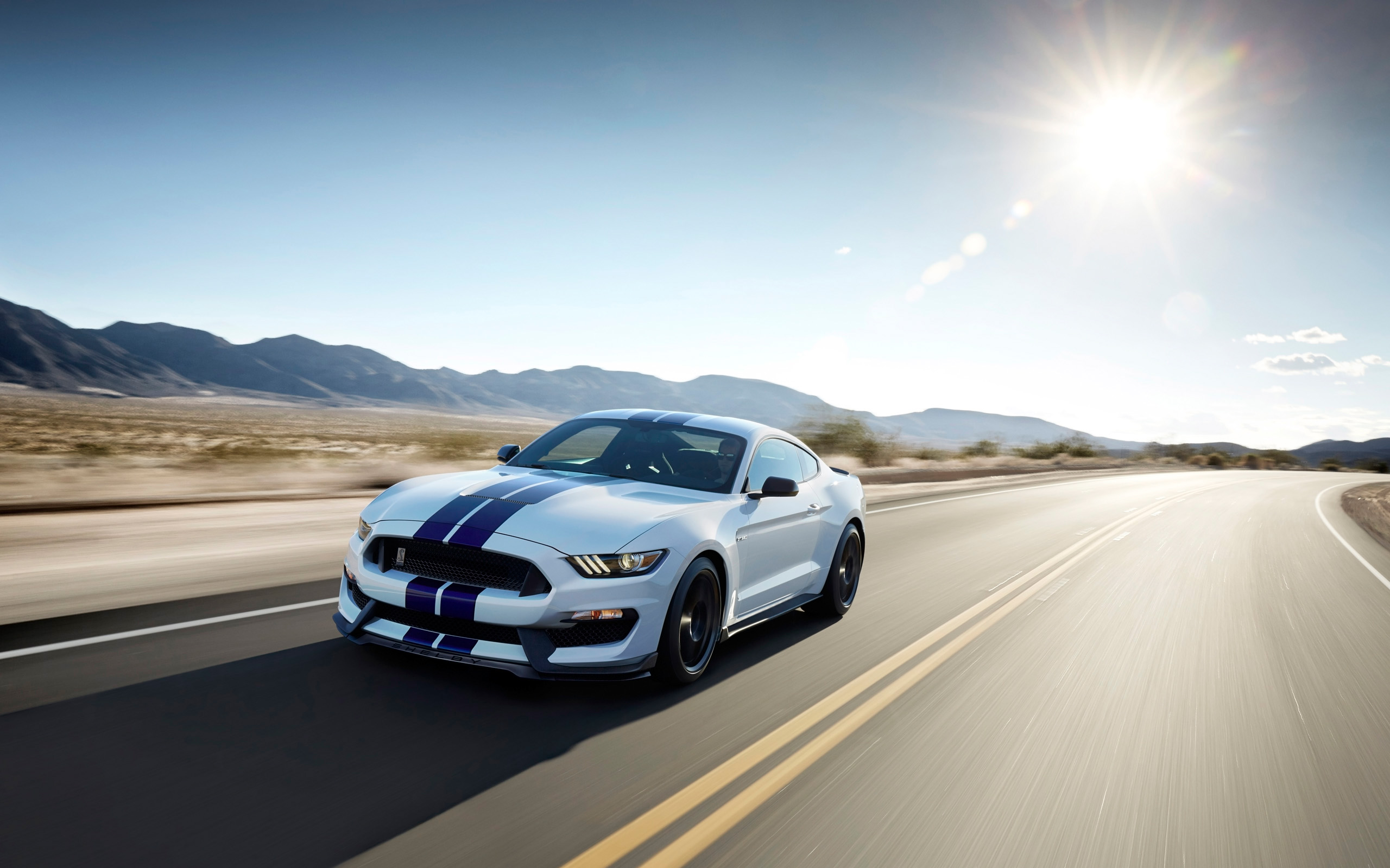 2560x1600 - Shelby Mustang GT 350 Wallpapers 7