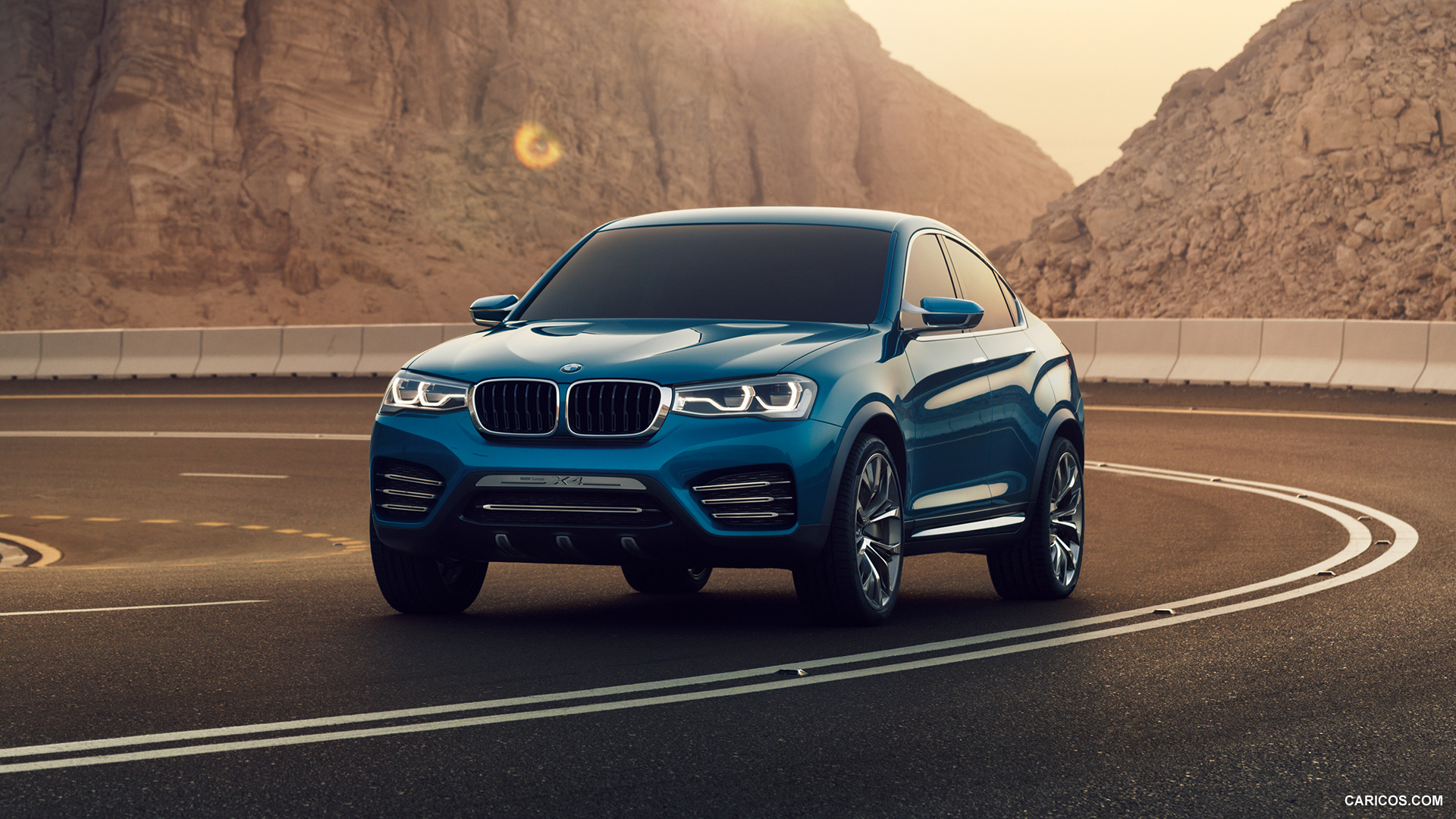 1920x1080 - BMW X4 Wallpapers 11
