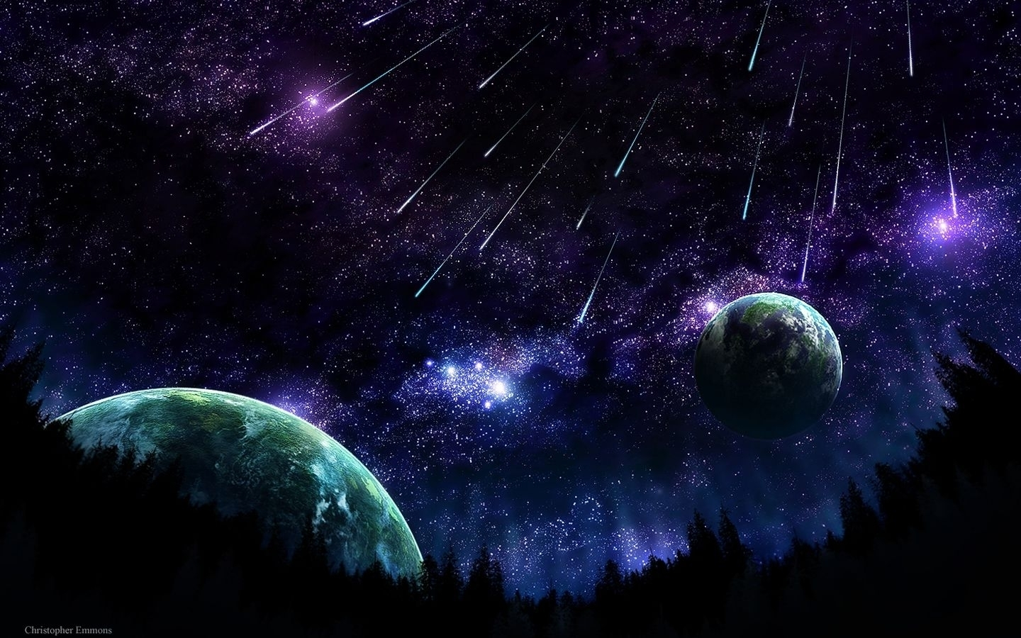 1440x900 - Space Wallpaper and Screensavers 4