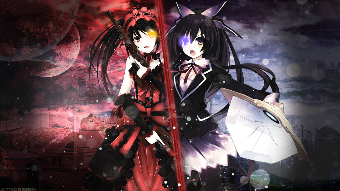 Date A Live Wallpapers 32 Images Dodowallpaper