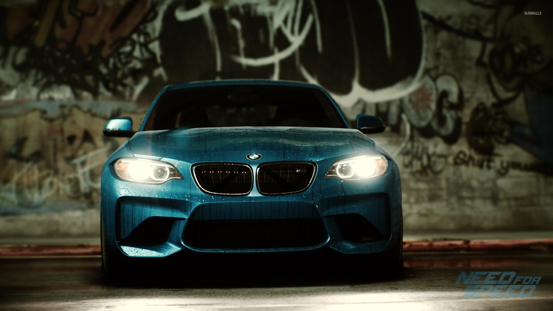 1920x1080 - BMW M2 Coupe Wallpapers 33