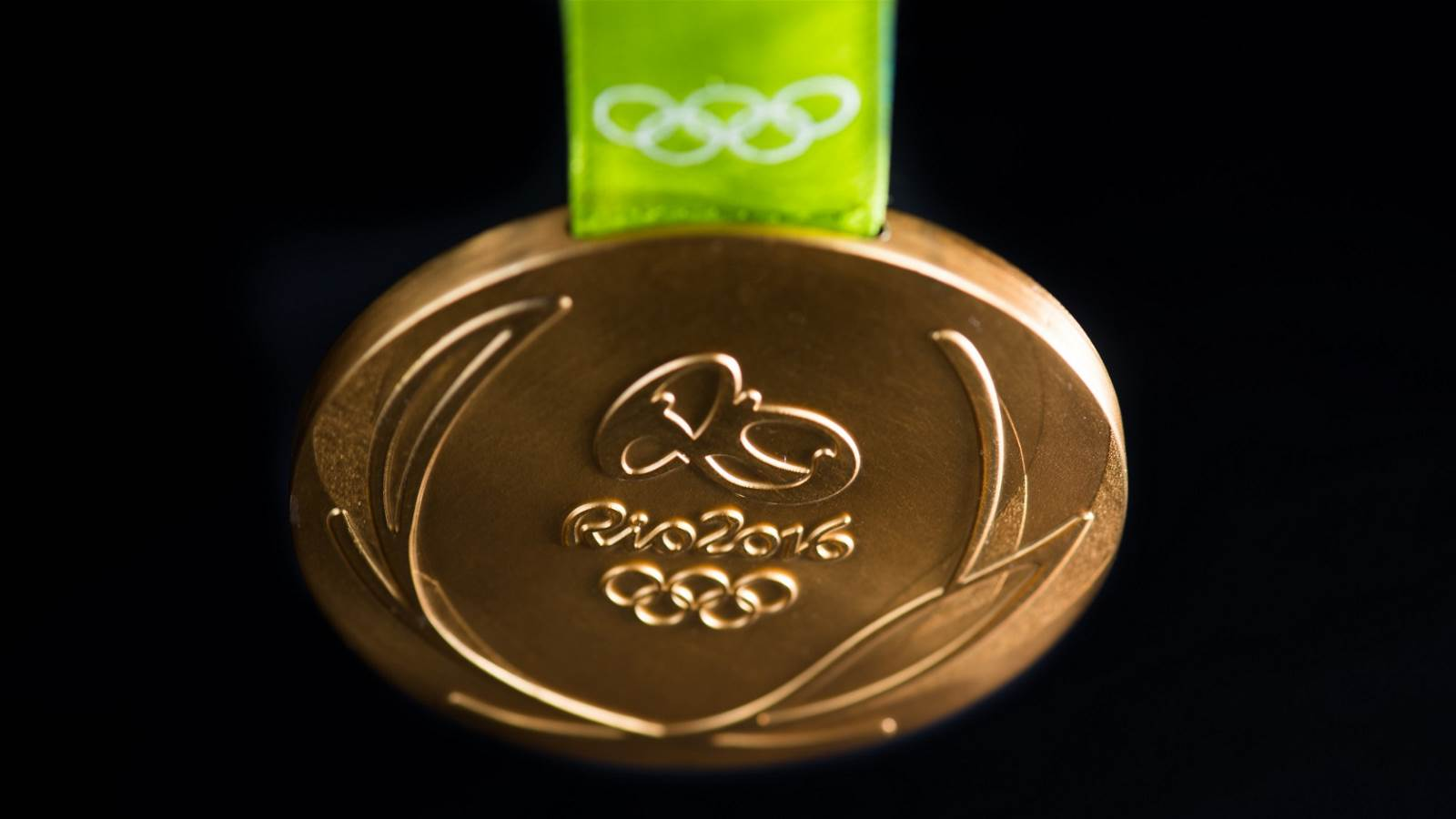1600x900 - Olympic Gold Metal Wallpapers 3
