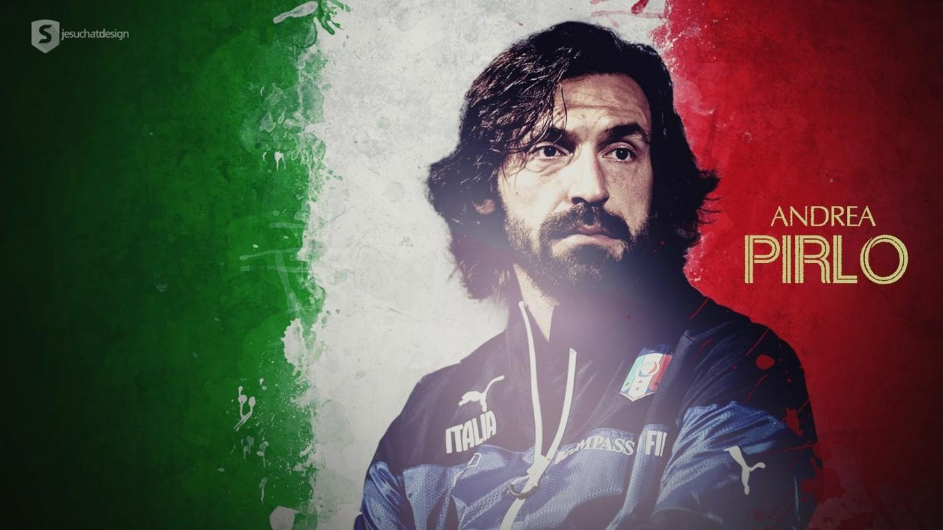 1366x768 - Andrea Pirlo Wallpapers 23