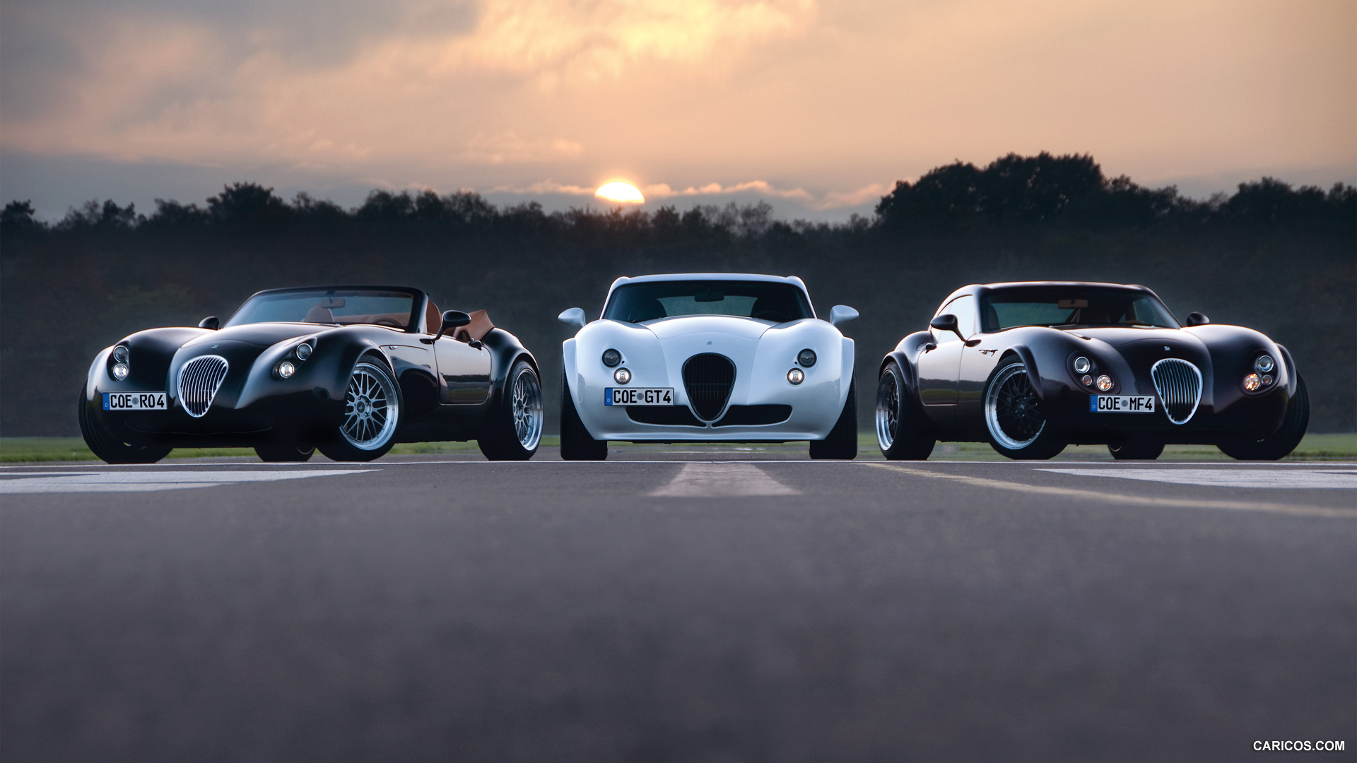 1920x1080 - Wiesmann GT MF4 Wallpapers 8