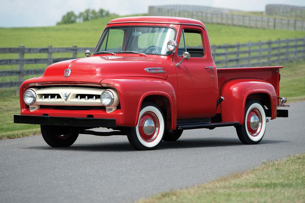 1200x800 - Old Ford Truck 4