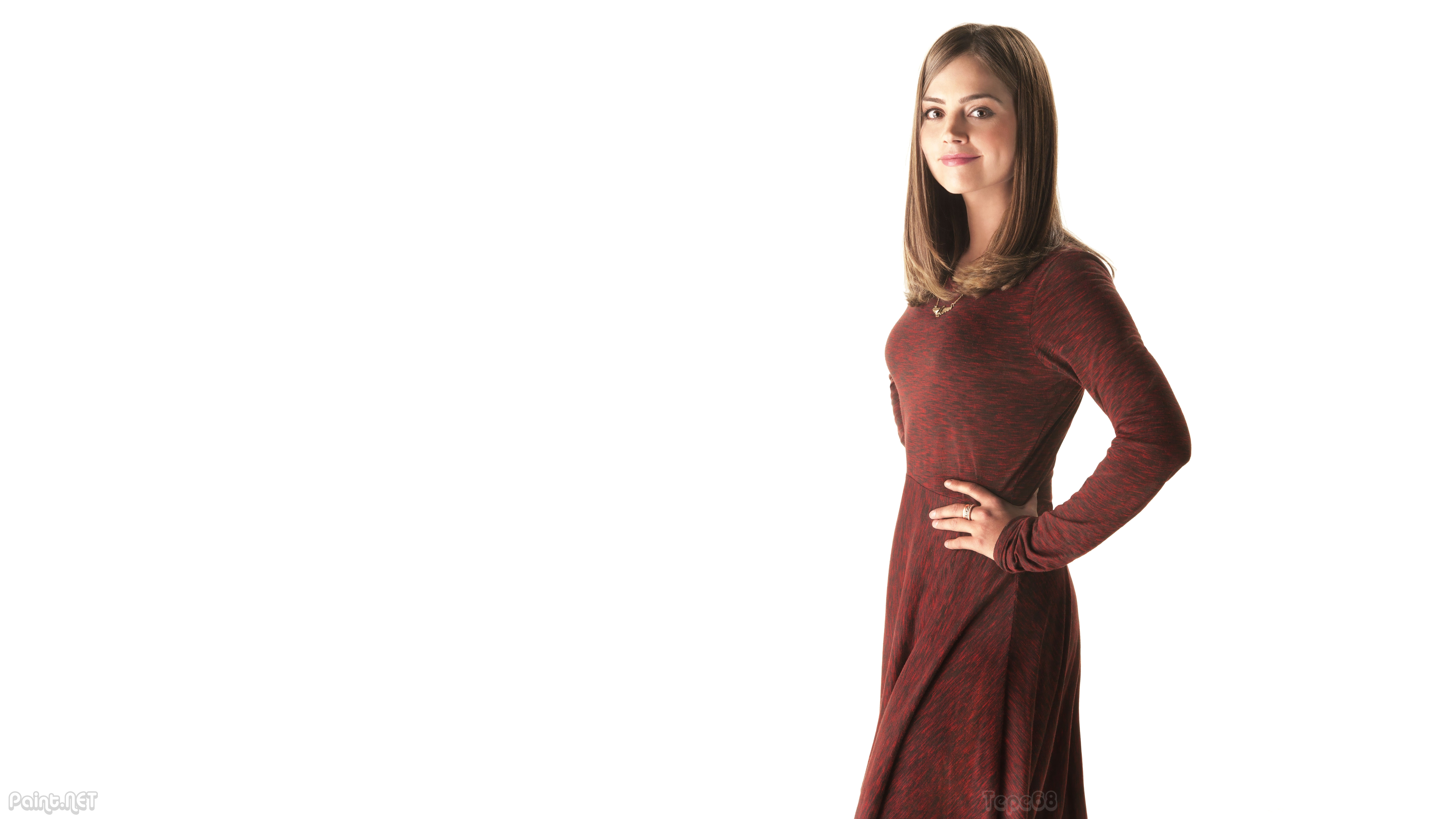 7467x4200 - Jenna-Louise Coleman Wallpapers 5