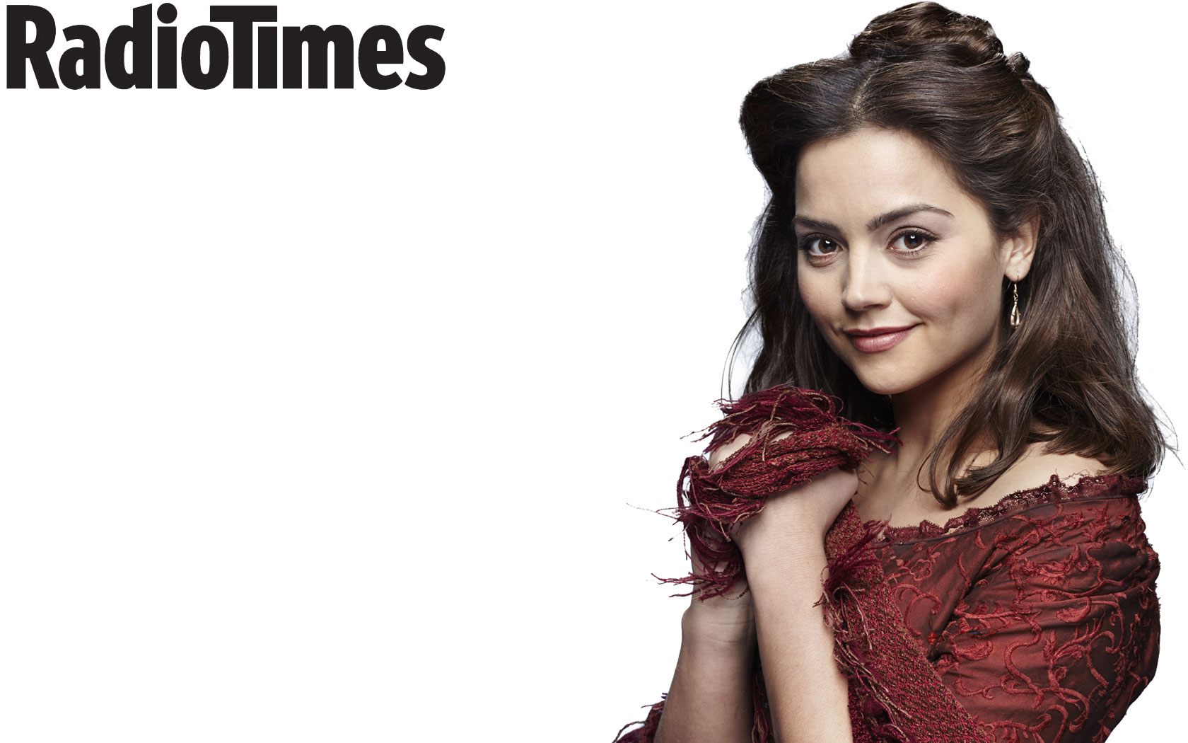 1680x1050 - Jenna-Louise Coleman Wallpapers 3