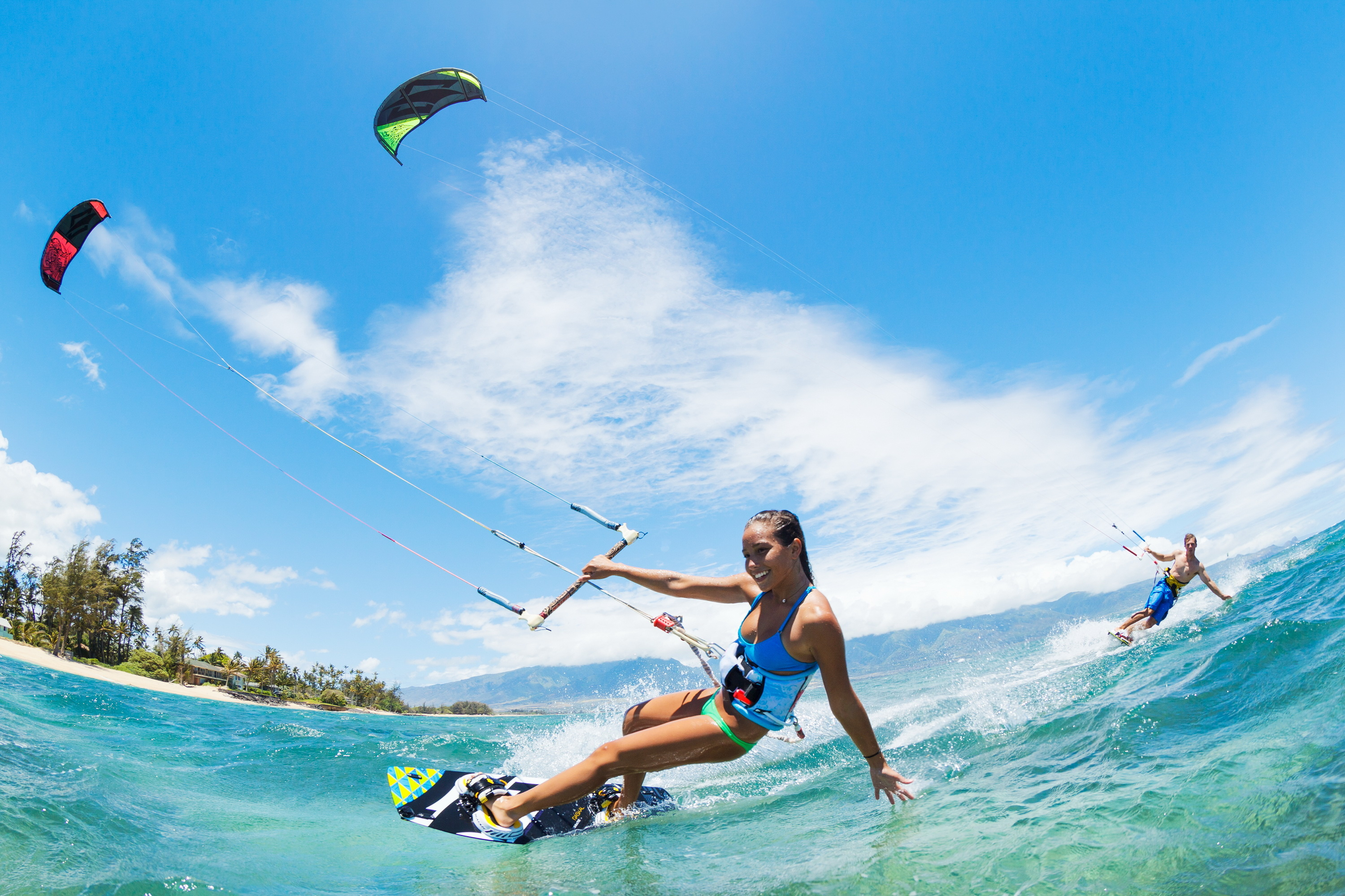 3000x2000 - Kitesurfing Wallpapers 4