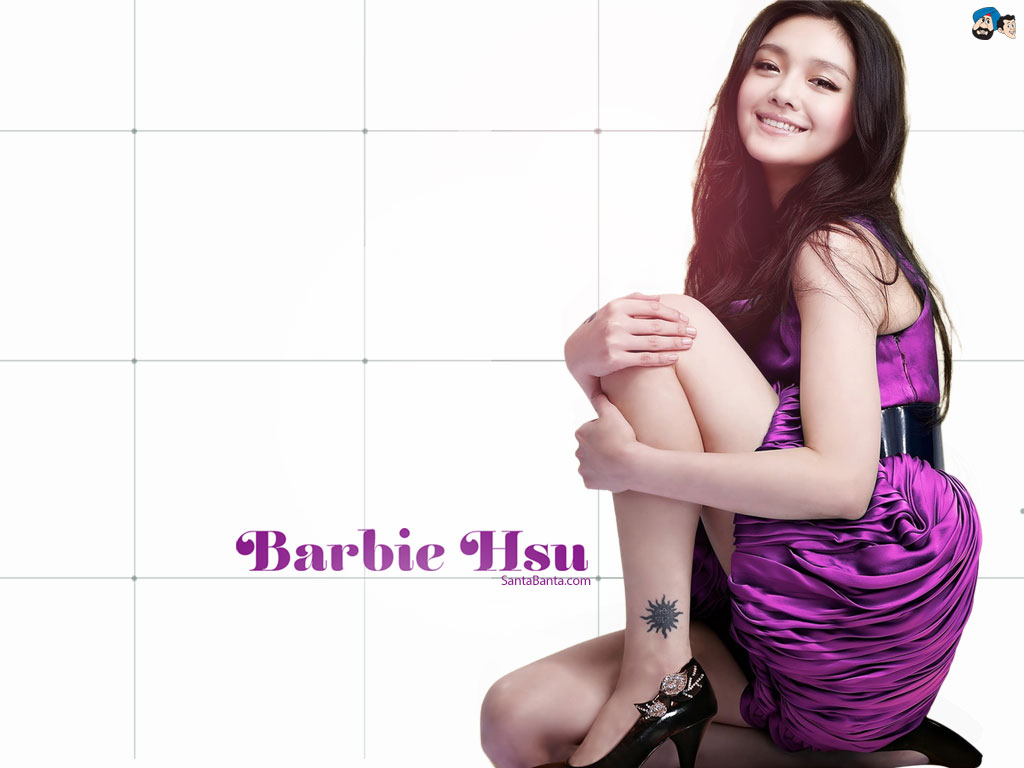 1024x768 - Barbie Hsu Wallpapers 24