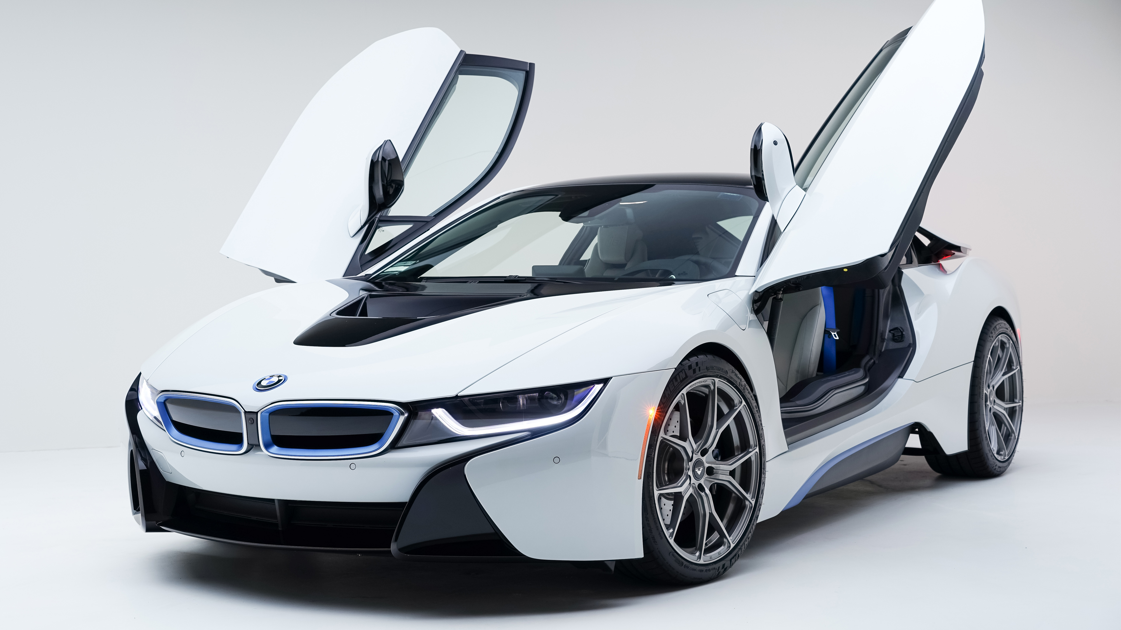 3840x2160 - BMW i3 Concept Wallpapers 13