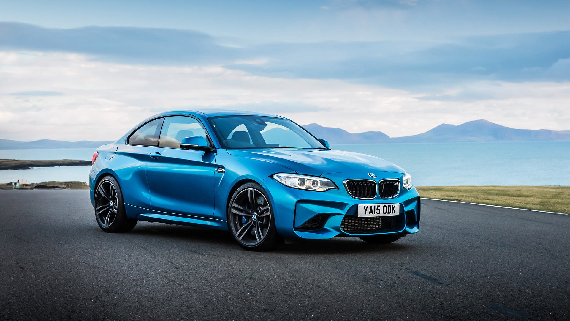 1920x1080 - BMW M2 Coupe Wallpapers 21