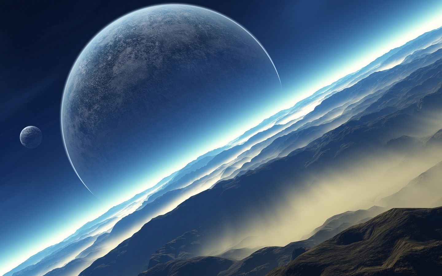 1440x900 - Solar System Wallpapers 25