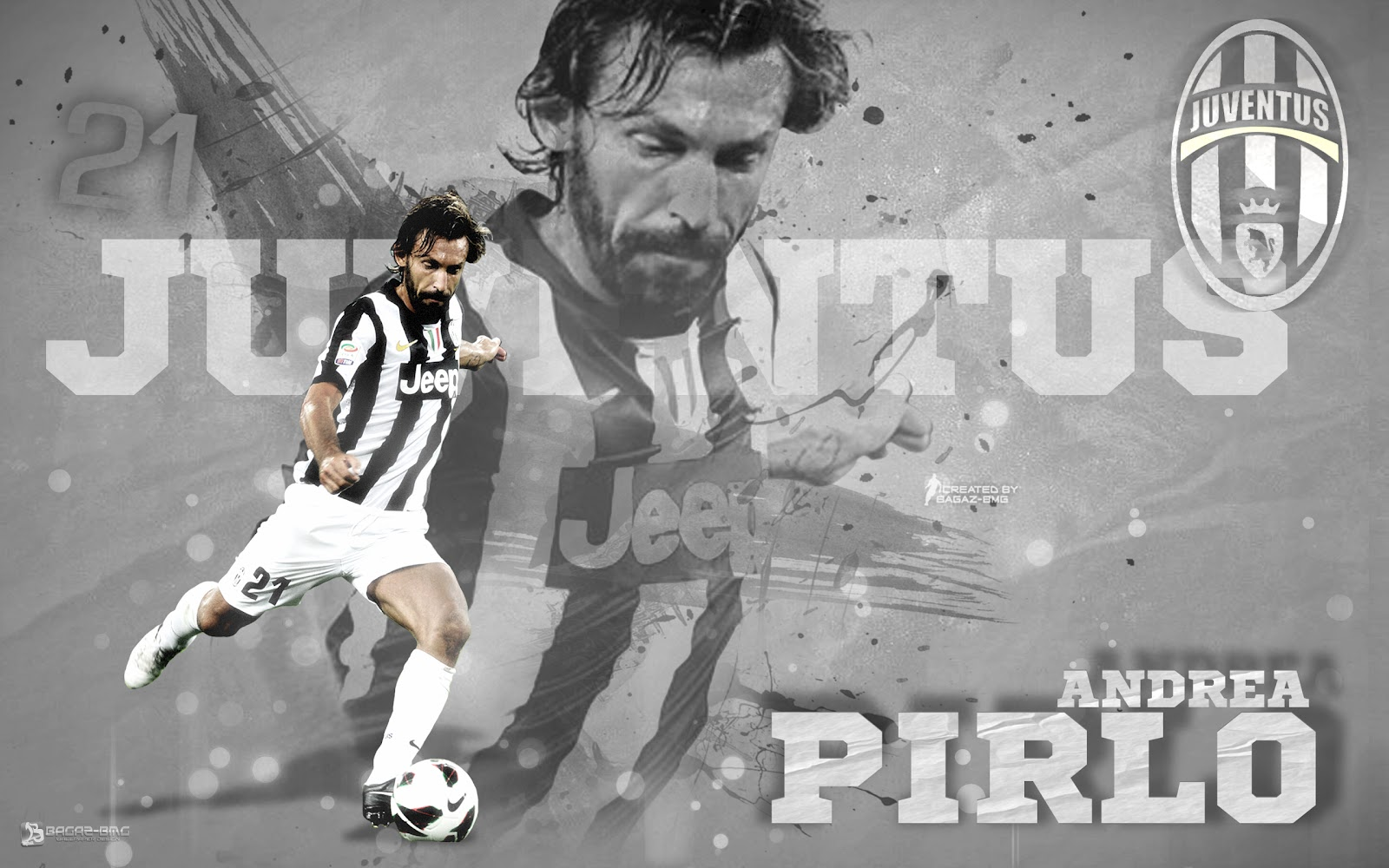 1600x1000 - Andrea Pirlo Wallpapers 12