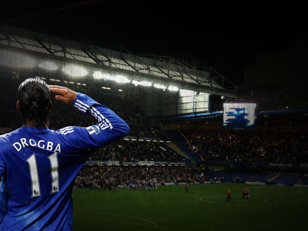 1024x768 - Didier Drogba Wallpapers 17