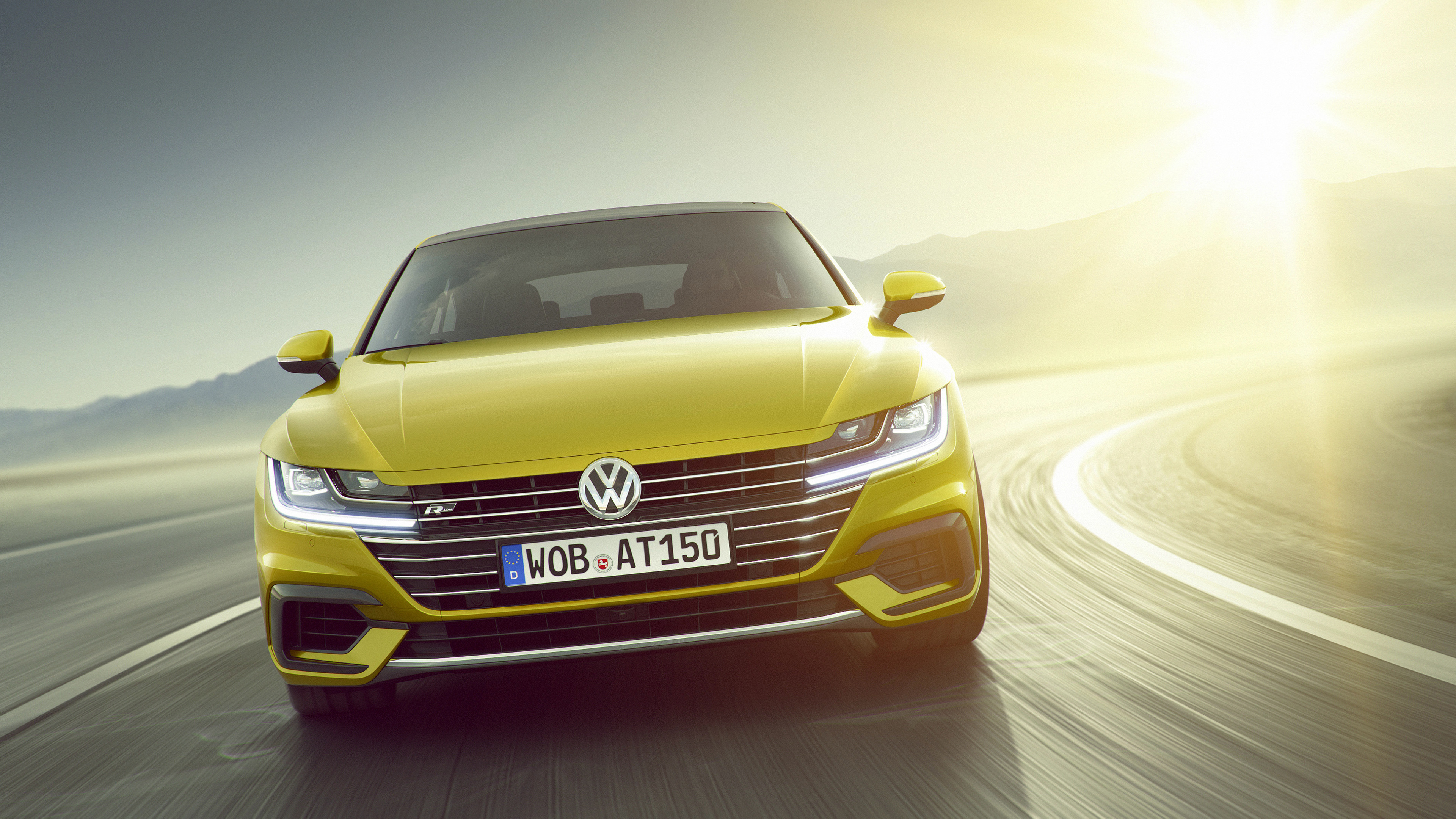 3840x2160 - Volkswagen Arteon Wallpapers 23
