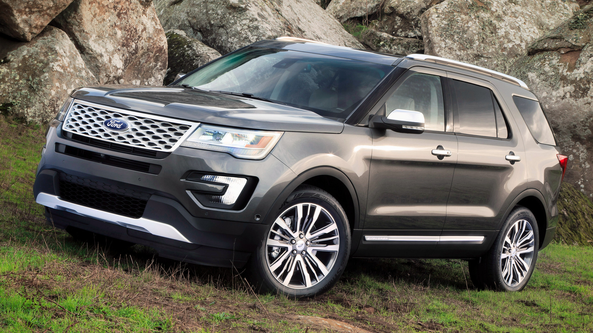 1920x1080 - Ford Explorer Wallpapers 20