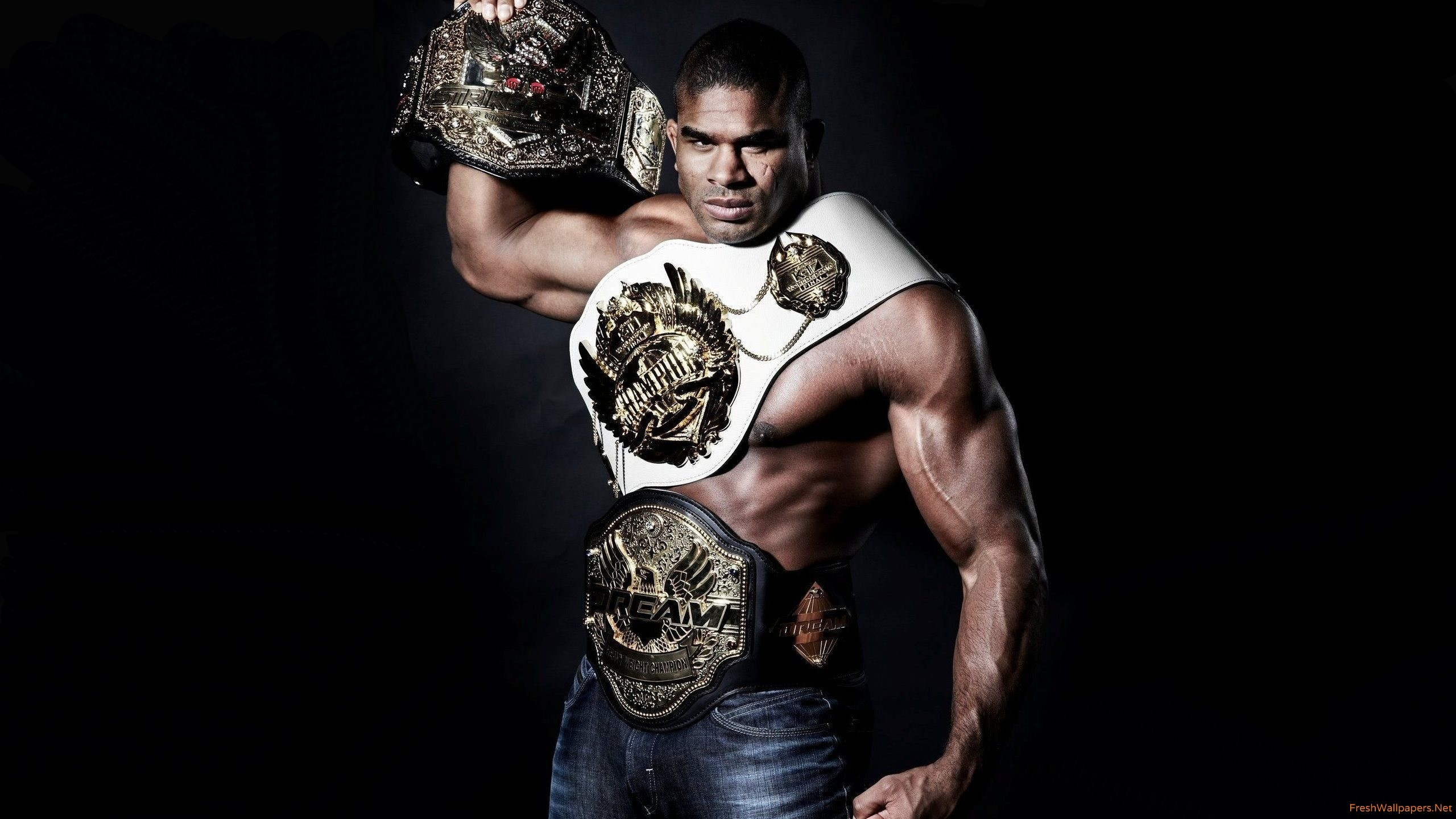 2560x1440 - Alistair Overeem Wallpapers 1